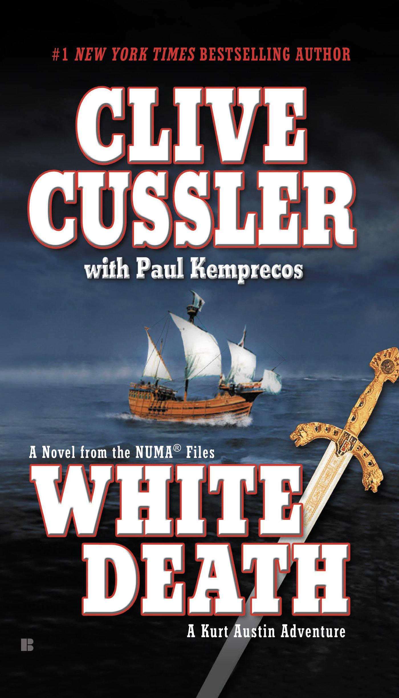 White Death (The Numa Files) - Clive Cussler,Paul Kemprecos