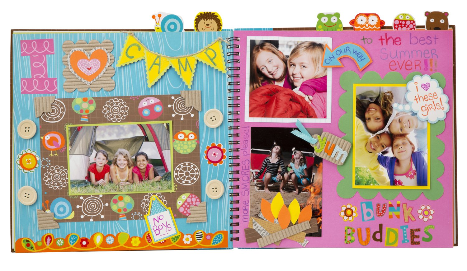 My Eco Crafts Scrapbook Set