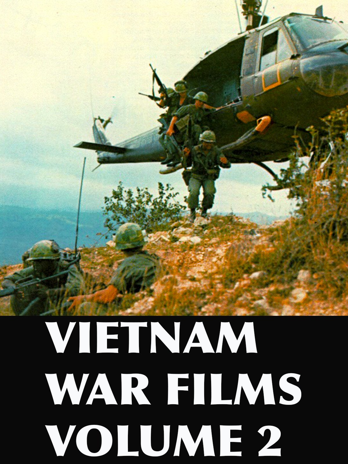 Vietnam War Films Volume 2