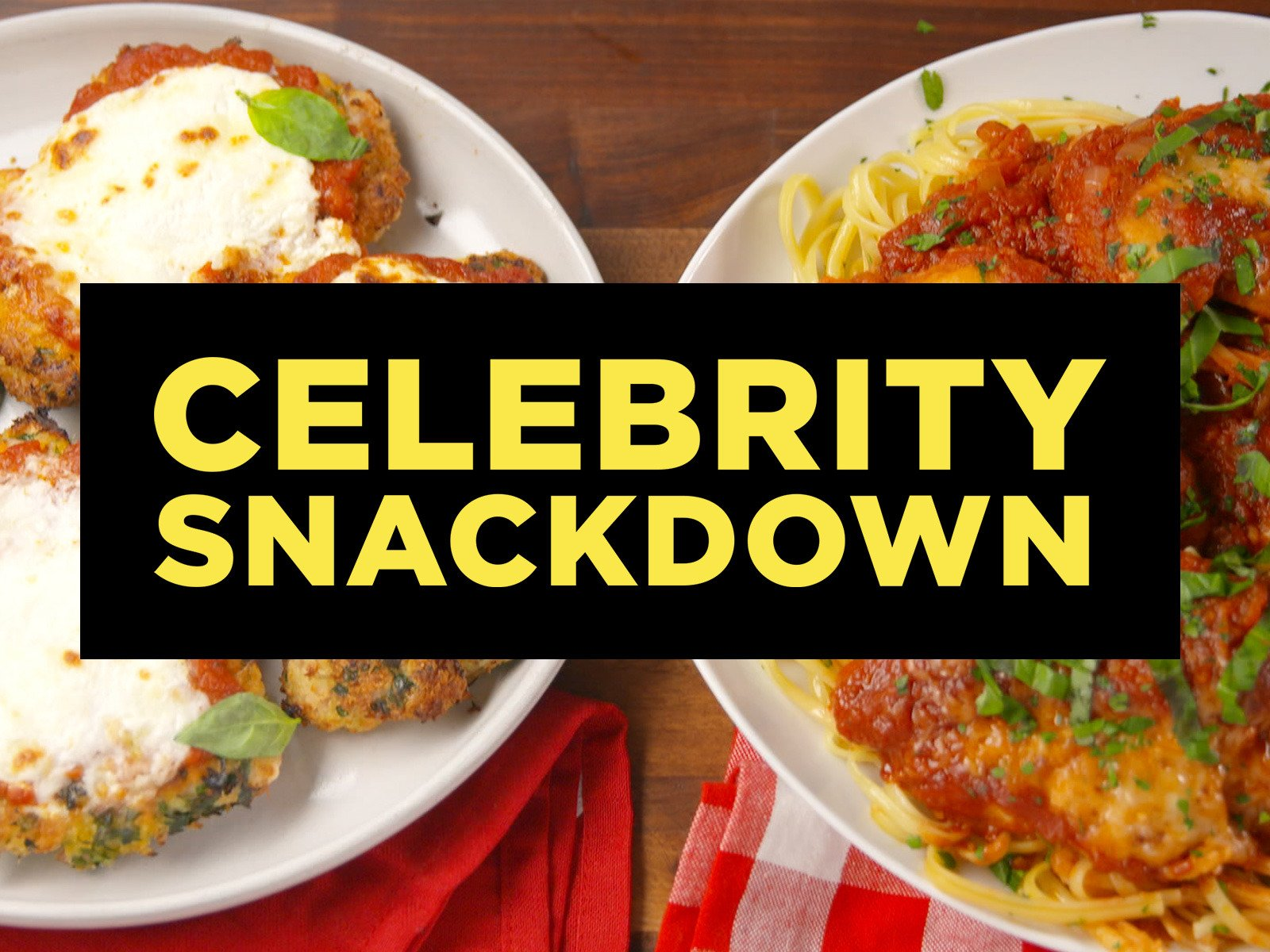 Celebrity Snackdown - Season 1