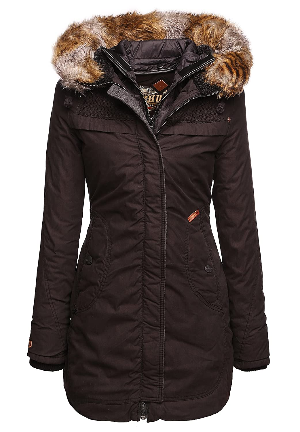 khujo Damen Mantel CALLIE WITH INNER JACKET 1081CO153J_281 online bestellen