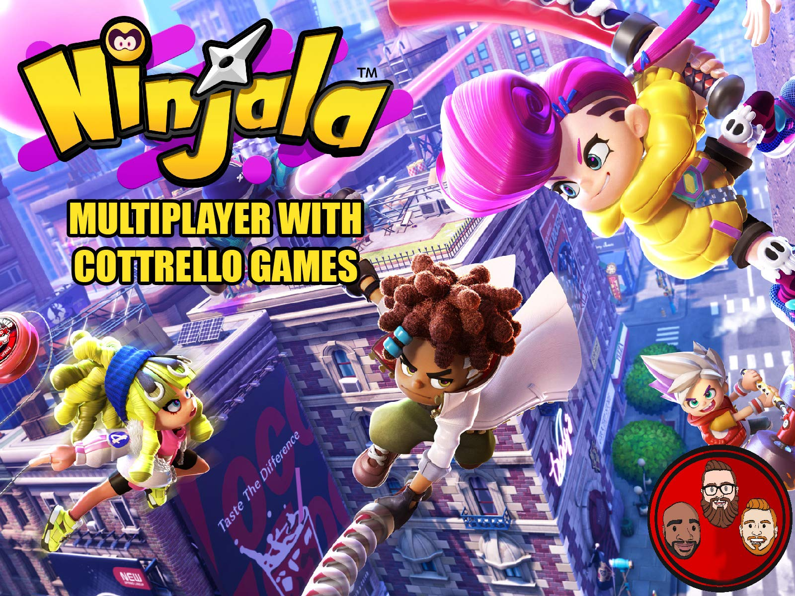 Ninjala Multiplayer with Cottrello Games - Season 1