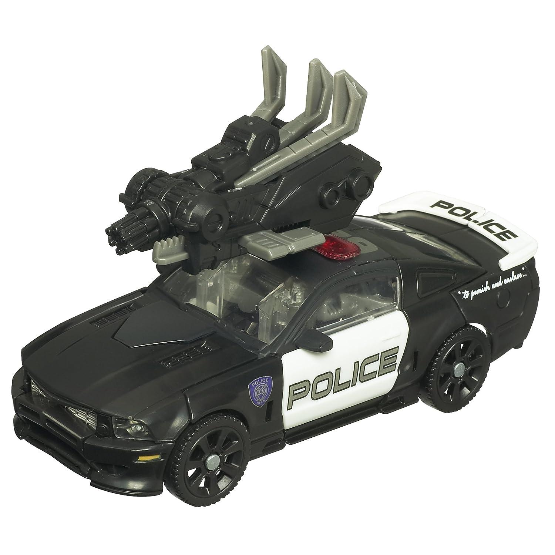 Transformers – 29710 – Dark of the Moon – Mechtech Weapon System – Deluxe Class – Level 2 – Decepticon Barricade – ca. 15cm jetzt kaufen