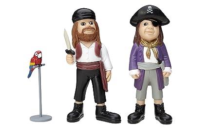 Deux pirates et Rosalinda