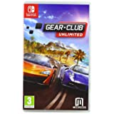 Gear. Club Unlimited (Nintendo Switch) French Version