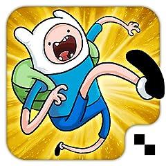 Adventure Time Super Jumping Finn