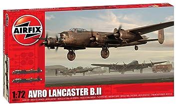 Airfix - AI08001 - Maquette - Avro Lancaster BII - Nouveau Moule