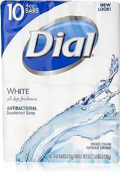 3 Pk. Dial Antibacterial Deodorant Soap