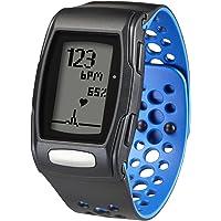 LifeTrak Zone C410 Activity Tracking Watch (Black/Blue)