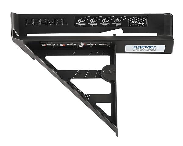 Dremel Saw-Max SM840 Miter Cutting Guide (Color: Black)