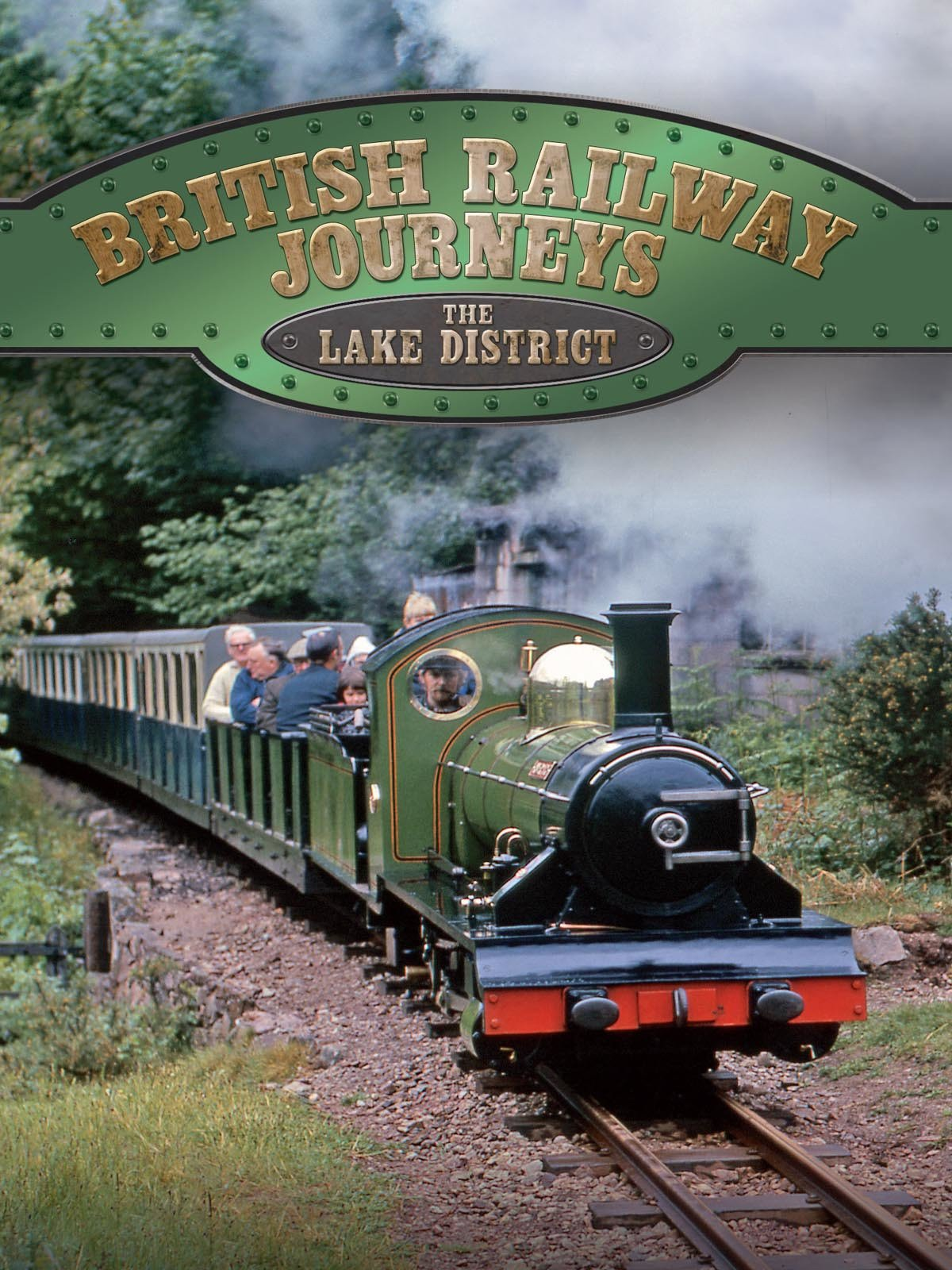 British Railway Journeys: The Lake District