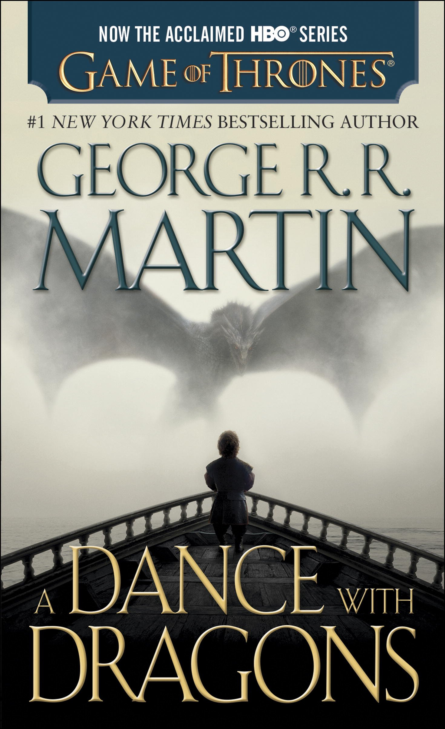 A Dance with Dragons  A Song  A Clash Of Kings Original Book Cover