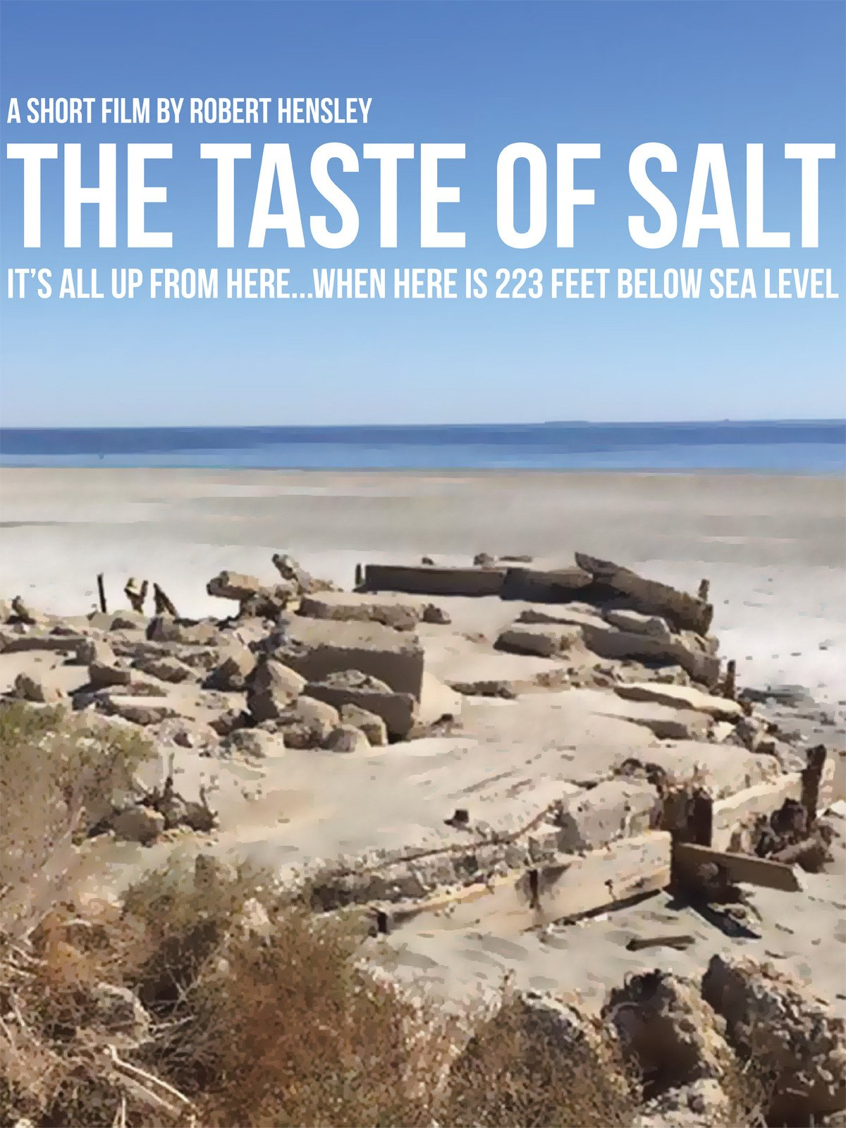 The Taste of Salt on Amazon Prime Instant Video UK