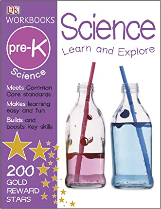 DK Workbooks: Science, Pre-K