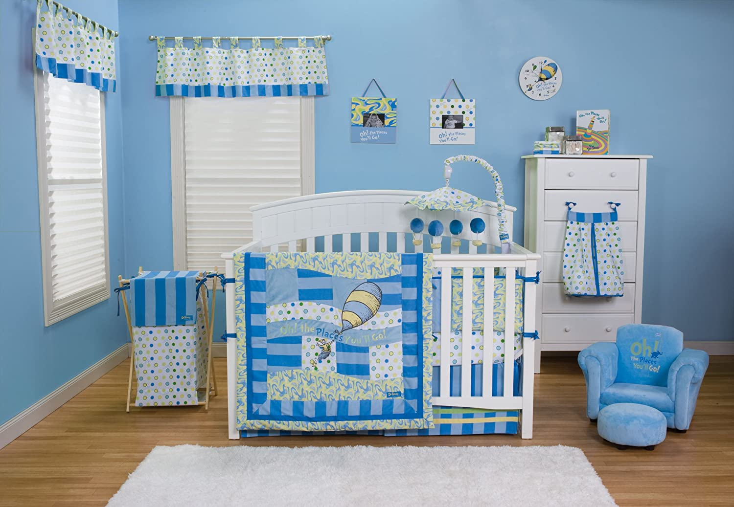 Dr Seuss Baby Bedding And Nursery Ideas Bedtime Baby