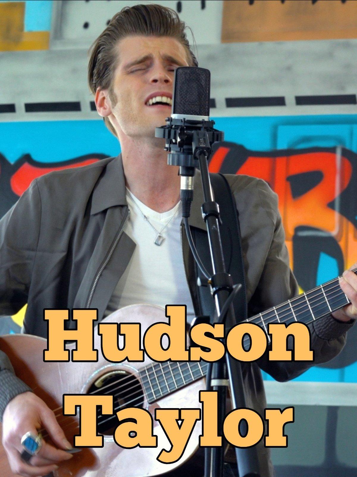 Hudson Taylor on Amazon Prime Video UK