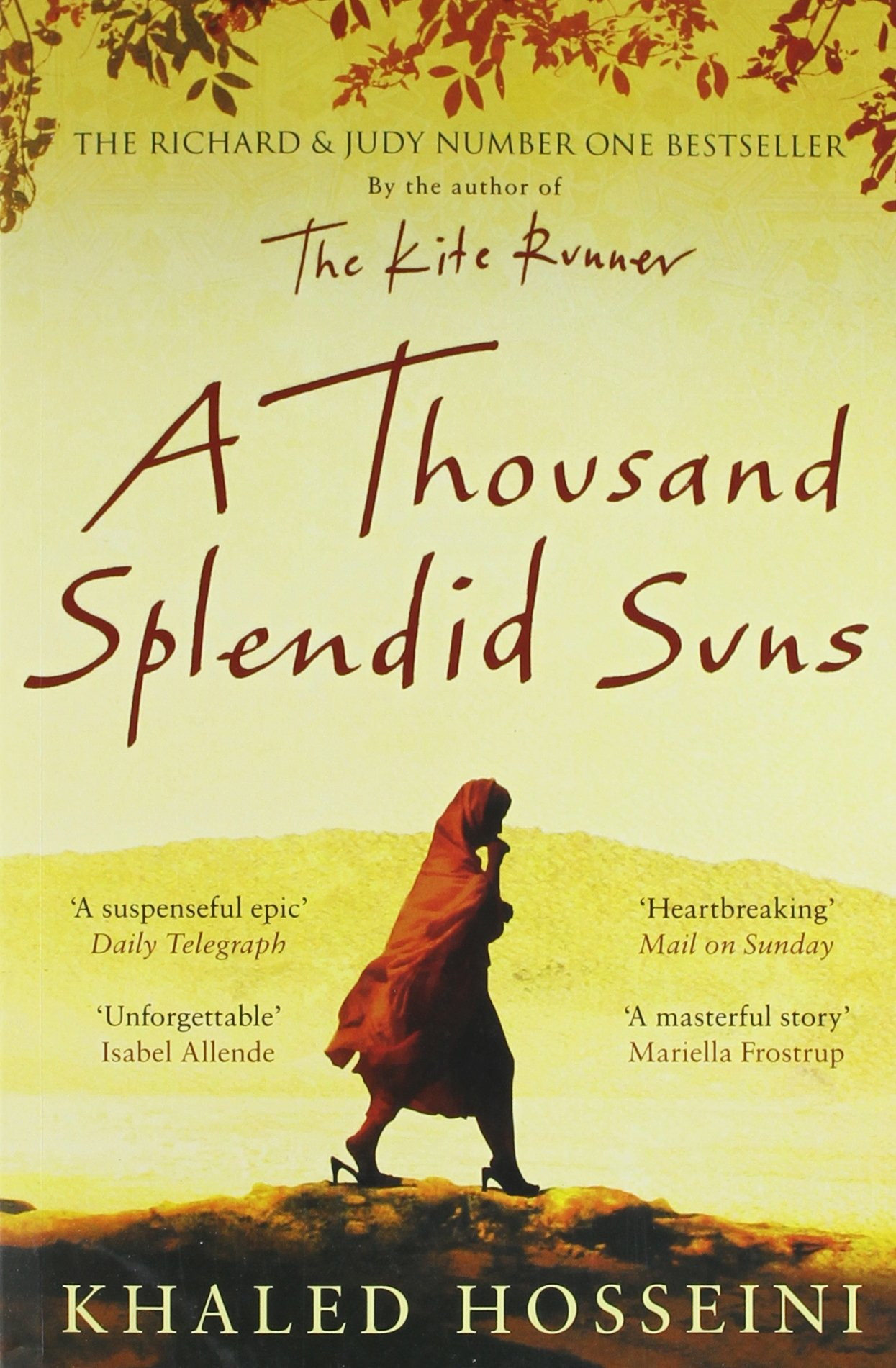 A Thousand Splendid Suns Paperback 2013 @ Amazon.in – Rs.161 – Books, Music and Movies