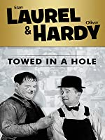 Laurel and Hardy: Towed In A Hole
