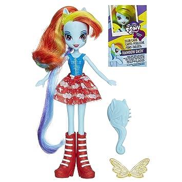 My Little Pony - Poupée Equestria Rainbow Dash