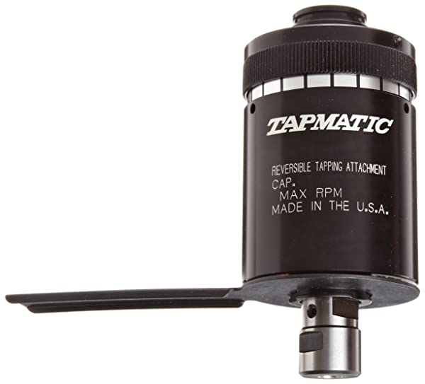 Tapmatic RX 30 Self-Reversing Tapping Head, 5/8-16 Thread Mount, #0 - 1/4 and M1.4-M7 Capacity (Tamaño: 5/8-16, #0 - 1/4, 2000 rpm)