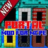 Mods : Portal Mod for MCPE