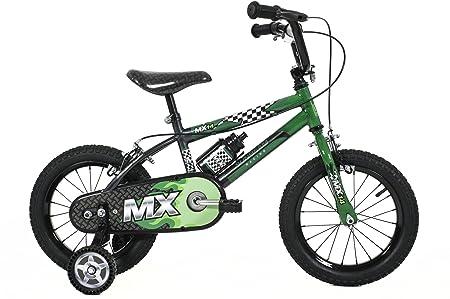 """Sunbeam MX 14 """"pouces enfants vélo BMX avec des roues de formation"""