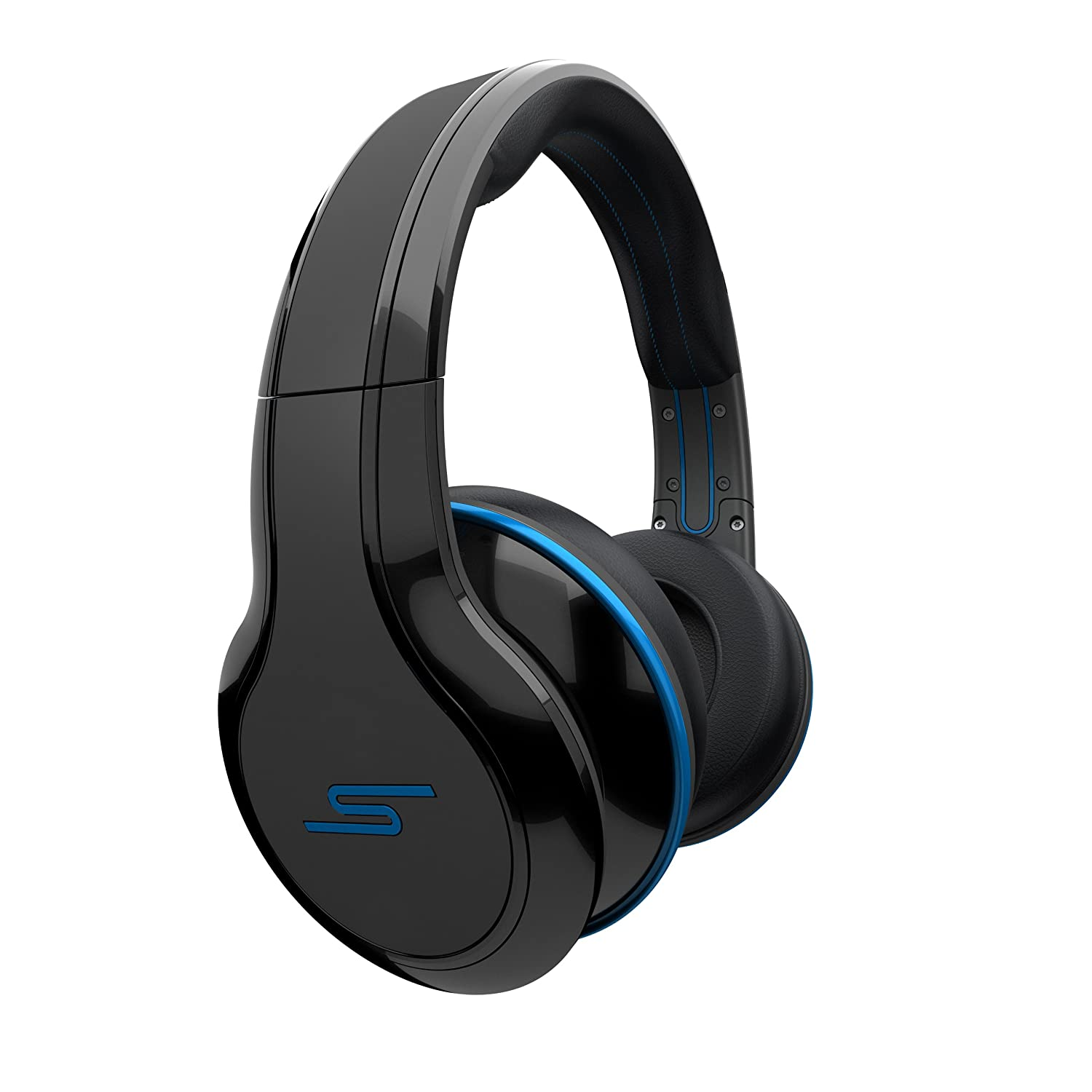 STREET by 50 Cent Wired Over-Ear Headphones – Black by SMS Audio $127.22