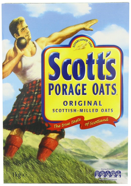 Noticed At Work The Scott S Porridge Guy Looks Like Ryan