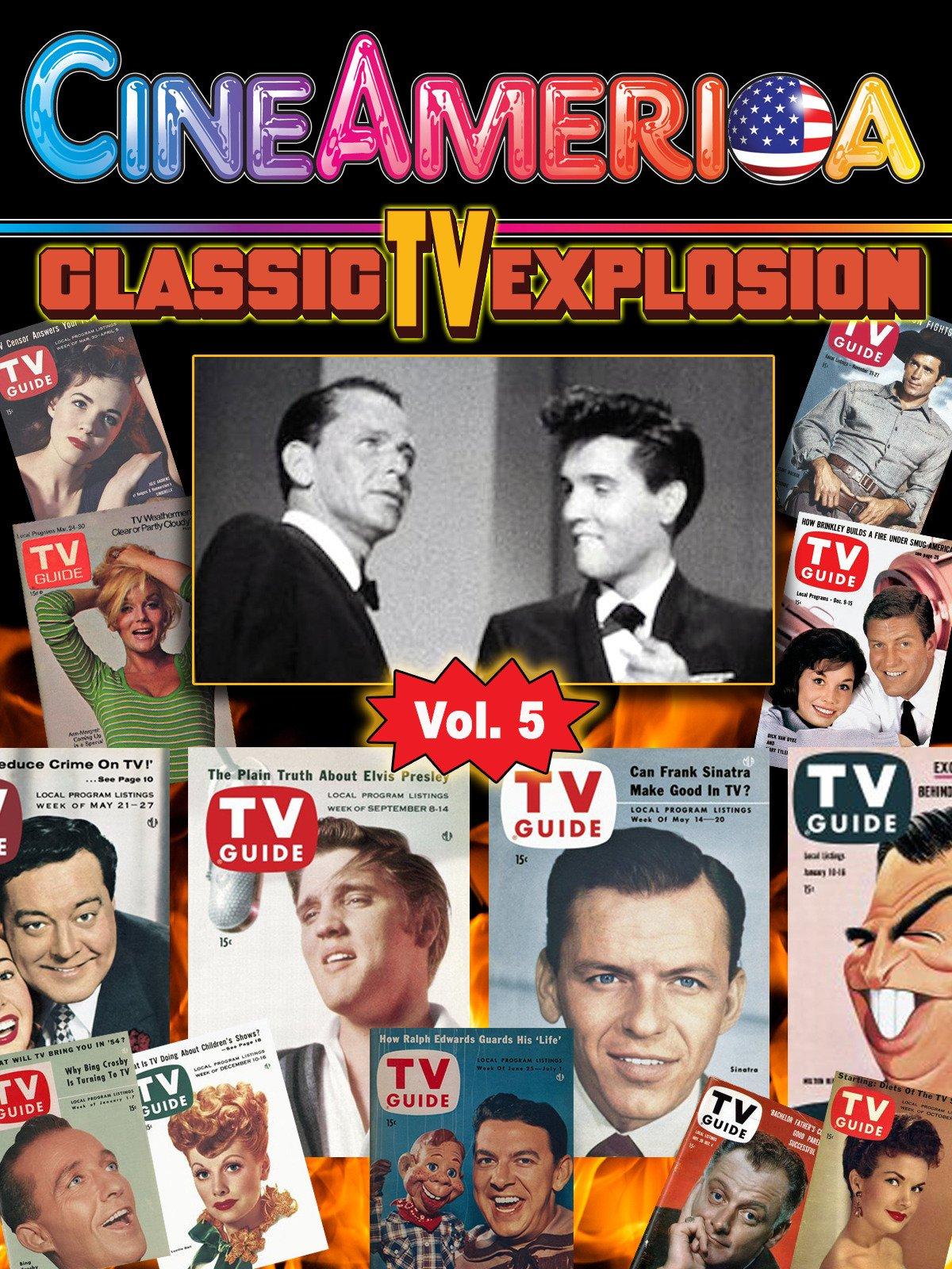 Classic TV Explosion Vol.5