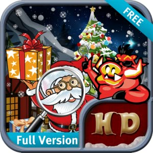 Night before Christmas - Free Hidden Object Games by PlayHOG