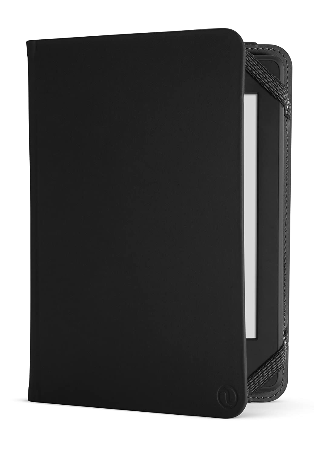 NuPro Amazon Kindle Paperwhite Case - Lightweight Durable Slim Folio Cover (fits Kindle and Kindle Paperwhite), Black