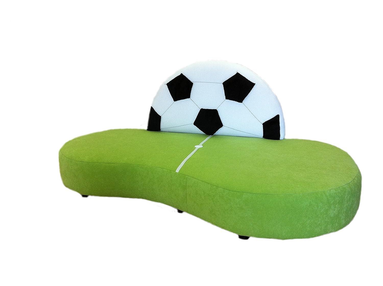 Kindersofa Fußballwiese– Made in Germany / Handarbeit günstig bestellen