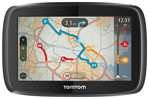 TomTom 1FA4.002.04 GPS Bluetooth Noir
