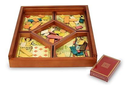 Smir - 37920 - jeu de plateau - Nain Jaune à l'ancienne