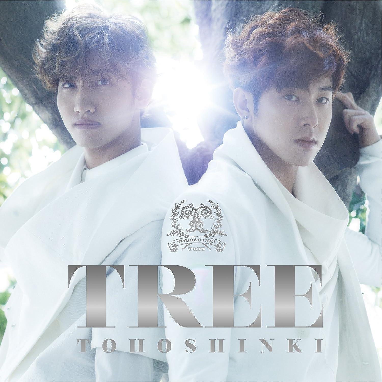 [Album] Tohoshinki 東方神起 – TREE (FLAC)