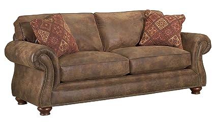 Broyhill Laramie Sofa - 5081-3Q (Fabric 7591-85E/5763-85N)