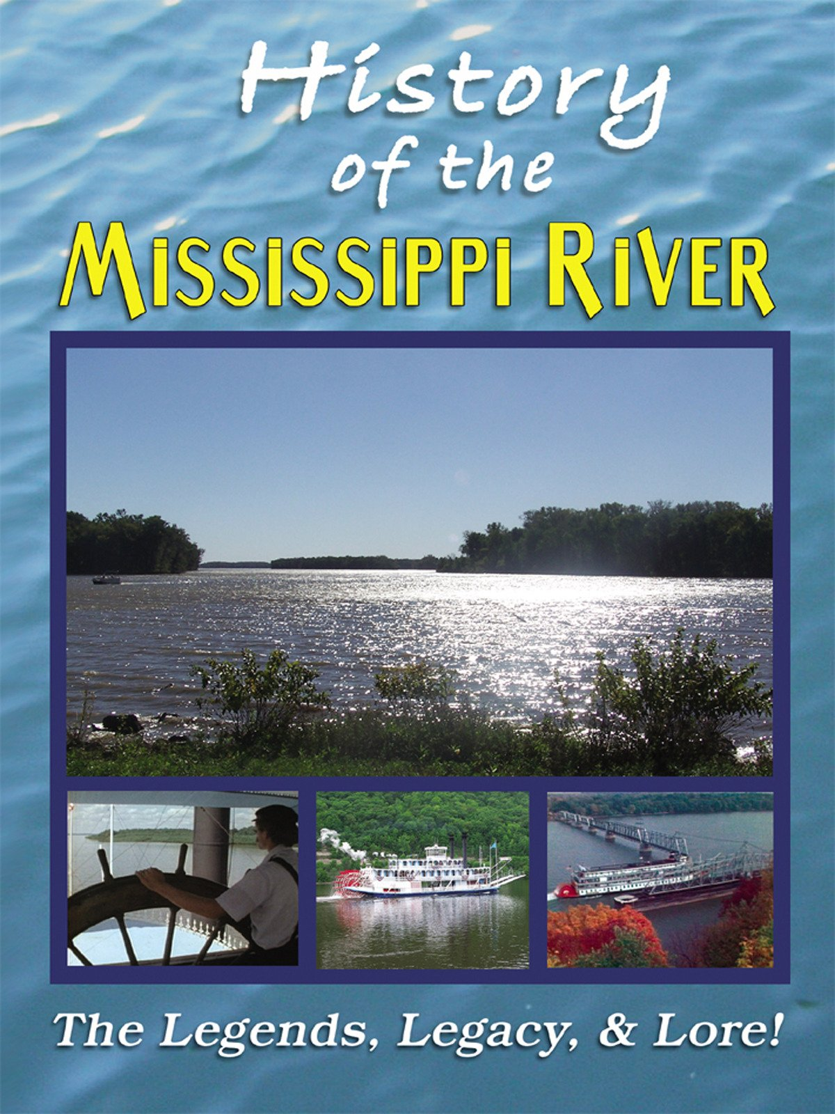 The History of the Mississippi River on Amazon Prime Video UK