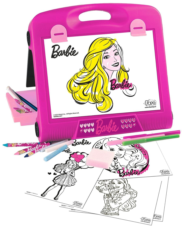 Faro Barbie Creativity Suitcase/ Blackboard günstig online kaufen