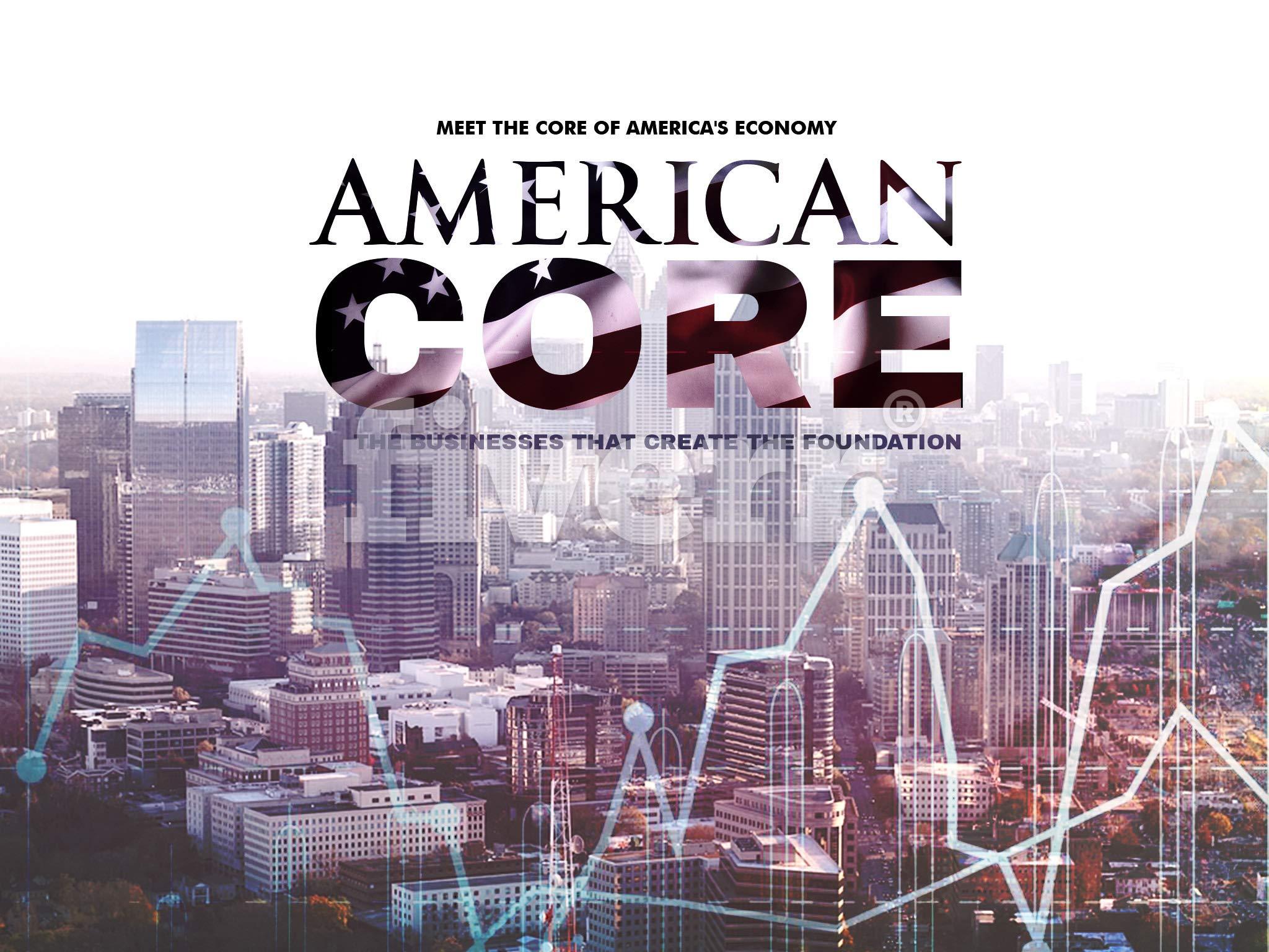 American Core on Amazon Prime Video UK