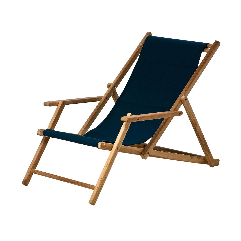 Deckchair Acryl dunkelblau bestellen