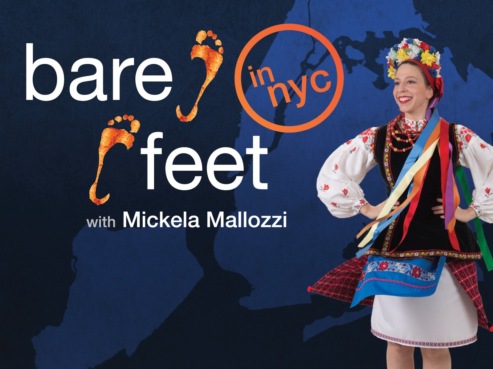 Bare Feet With Mickela Mallozzi - Season 2