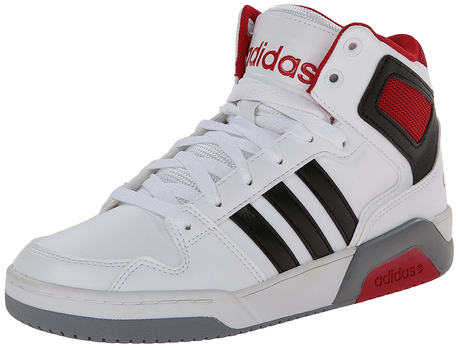 adidas NEO BB9TIS K Basketball Shoe (Little Kid/Big Kid) adidas originals superstar stormtrooper cf c basketball shoe little kid