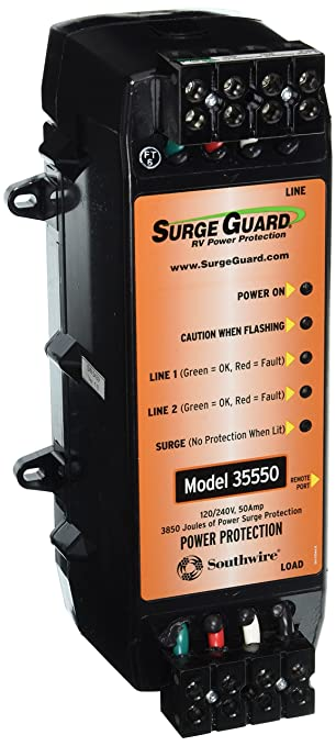 Surge Guard 35550 Hardwire Model - 50 Amp