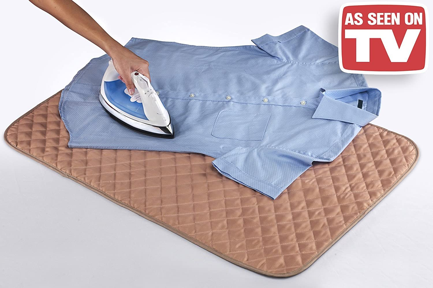 Iron Express   The Original Portable Ironing Pad available at Amazon for Rs.349