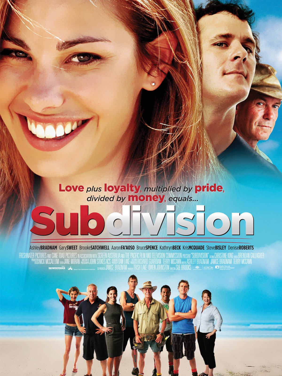 Subdivision on Amazon Prime Instant Video UK