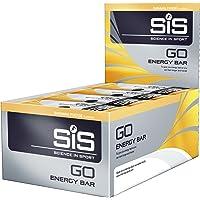 Science in Sport 40g Banana Fudge Go Energy Bars, 30 Box