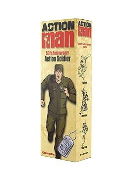 ACTION MAN 50ème ANNIVERSAIRE COLLECTEURS ÉDITION - ACTION SOLDAT