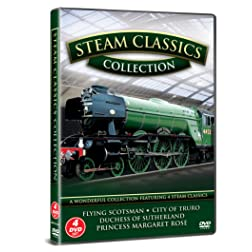 Steam Classics Collection [DVD]