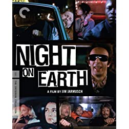 Night on Earth The Criterion Collection [Blu-ray]