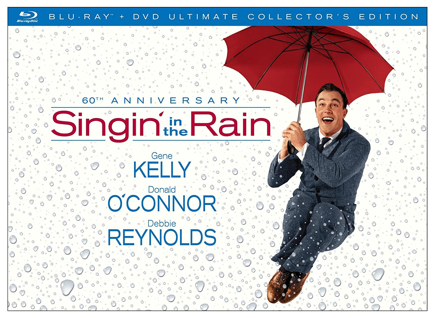 Singin' In The Rain: 60th Anniversary Collector's Edition (Blu-ray/DVD Combo) $35.49